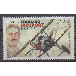 France - Airmail - 2016 - Nb PA80 - Planes