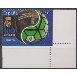 Espagne - 2016 - No 4774 - Football