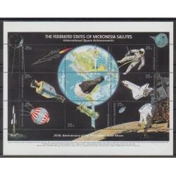 Micronesia - 1989 - Nb 91/99 - Space