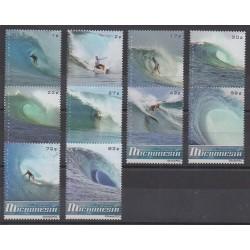 Micronésie - 2009 - No 1645/1654 - Sports divers