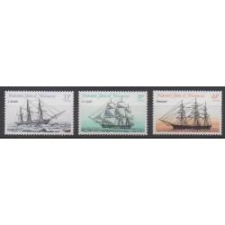 Micronésie - 1985 - No PA7/PA9 - Navigation