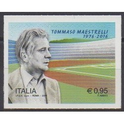 Italie - 2016 - No 3723 - Football
