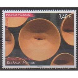 Andorre - 2017 - No 801 - Art