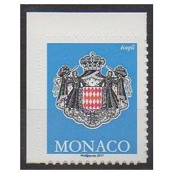 Monaco - 2017 - No 3062 - Armoiries
