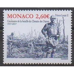 Monaco - 2017 - No 3074 - Première Guerre Mondiale