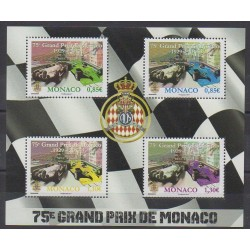Monaco - 2017 - No F3080 - Voitures