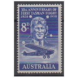 Australia - 1958 - Nb PA11 - Planes
