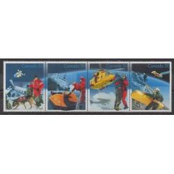 Canada - 2005 - No 2163/2166 - Pompiers