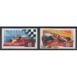 Canada - 1997 - No 1517/1518 - Voitures