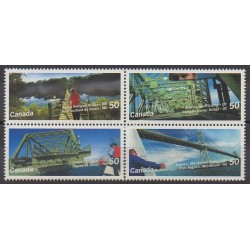 Canada - 2005 - No 2152/2155 - Ponts