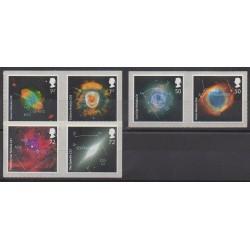 Grande-Bretagne - 2007 - No 2847/2852 - Astronomie