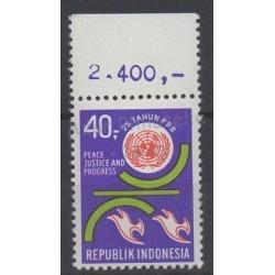 Indonésie - 1970 - No 604
