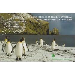 Terres Australes et Antarctiques Françaises - Carnet voyage - 2017 - No 824/839