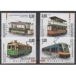 Bulgarie - 2014 - No 4389/4392 - Transports