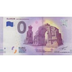 Euro banknote memory - 13 - Glanum - 2018-1