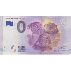 Euro banknote memory - 29 - Oceanopolis - 2018-1