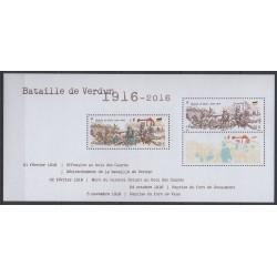France - Bloc souvenir - 2017 - No BS141 - Première Guerre Mondiale