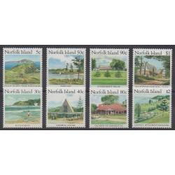 Norfolk - 1987 - Nb 397/404 - Sights