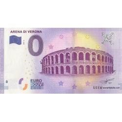 Billet souvenir - Arena di Verona - 2017-5