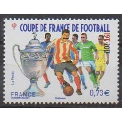 France - Poste - 2017 - No 5145 - Football