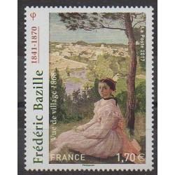 France - Poste - 2017 - Nb 5122 - Paintings