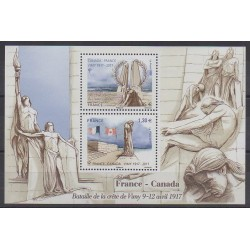 France - Blocks and sheets - 2017 - Nb F5136 - First World War