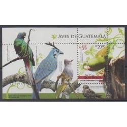 Guatemala - 2008 - No BF40 - Oiseaux