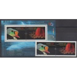 Canada - 2007 - No 2274/2275 - BF91 - Polaire