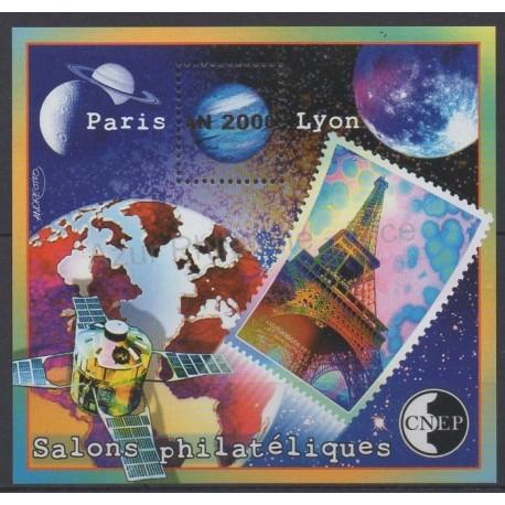 France - CNEP Sheets - 2000 - Nb CNEP 31