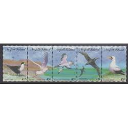 Norfolk - 1994 - No 559/563 - Oiseaux