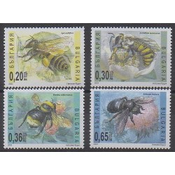 Bulgarie - 2003 - No 3972/3975 - Insectes