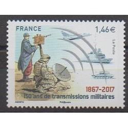 France - Poste - 2017 - No 5172 - Histoire militaire