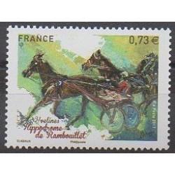 France - Poste - 2017 - Nb 5158 - Horses