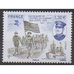 France - Poste - 2017 - Nb 5156 - First World War