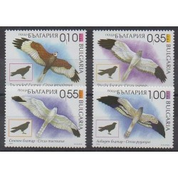 Bulgarie - 2006 - No 4098/4101 - Oiseaux