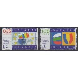 Bulgaria - 2006 - Nb 4119/4120 - Europe