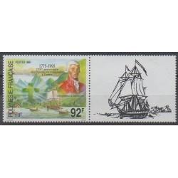 Polynesia - 1995 - Nb 473 - Boats