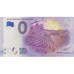 Euro banknote memory - Alto Douro Vinhateiro - 2018-1