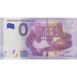 Billet souvenir - Bastogne War Museum - 2018-1B