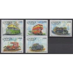 Ghana - 2005 - No 3064/3068 - Transports