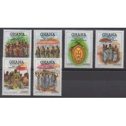 Ghana - 2005 - No 3042/3047 - Folklore