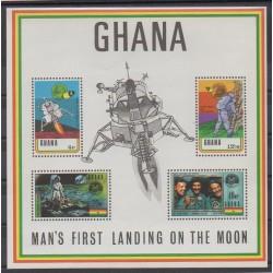 Ghana - 1970 - Nb BF37 - Space