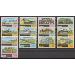 Nevis - 1980 - Nb 30/42