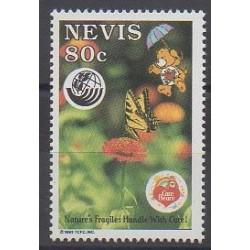 Nevis - 1992 - No 704 - Environnement