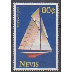 Nevis - 1992 - No 693 - Sports divers