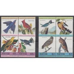 Nevis - 1985 - No 271/278 - Oiseaux