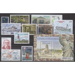 Saint-Pierre et Miquelon - Complete year - 2017 - Nb 1174/1196