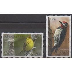 Saint-Pierre et Miquelon - 2018 - No 1197/1198 - Oiseaux