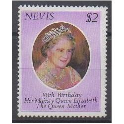 Nevis - 1980 - No 43 - Royauté - Principauté