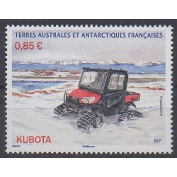 French Southern and Antarctic Territories - Post - 2018 - Nb 854 - Transport
